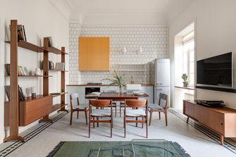 10-15万60平米一室两厅混搭风格餐厅装修图片大全