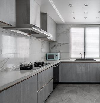 富裕型140平米复式美式风格厨房设计图