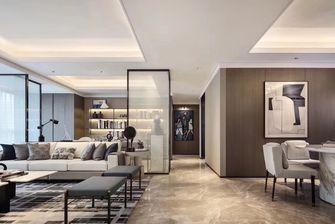15-20万140平米四现代简约风格客厅图片