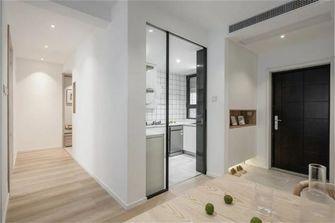 富裕型130平米三室两厅日式风格玄关装修案例