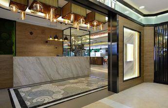20万以上140平米公装风格餐厅装修图片大全