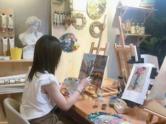 红格子画室(成人零基础油画体验)