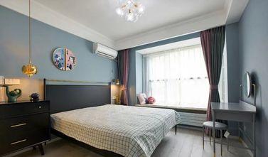 5-10万三室一厅北欧风格卧室效果图