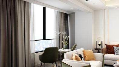 140平米一室两厅北欧风格餐厅装修案例