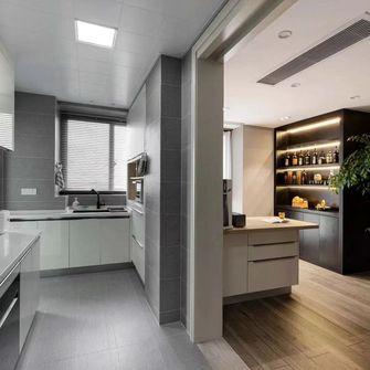 20万以上140平米四北欧风格厨房装修图片大全