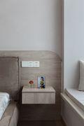 富裕型70平米现代简约风格卧室设计图