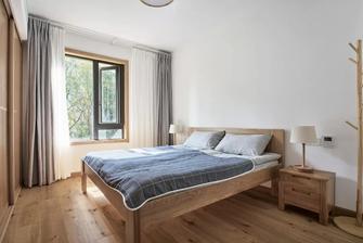 10-15万130平米三室两厅日式风格卧室装修图片大全