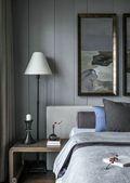 120平米三新古典风格卧室效果图