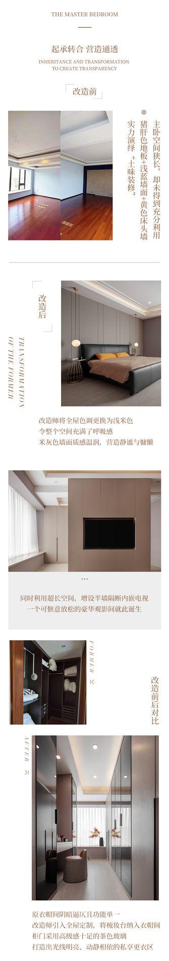 140平米四室两厅轻奢风格卧室效果图
