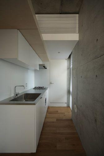 15-20万70平米复式工业风风格厨房图片大全