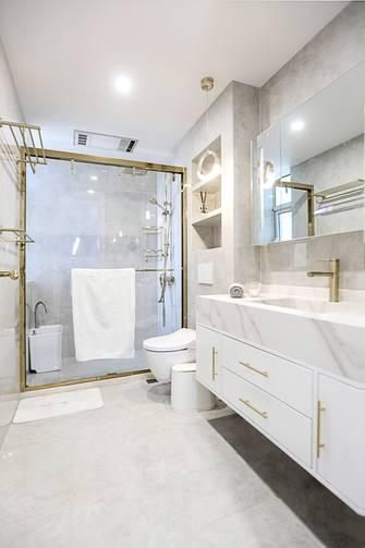 豪华型90平米法式风格卫生间设计图