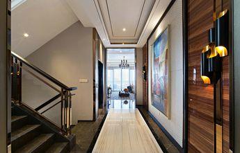 130平米三轻奢风格客厅设计图