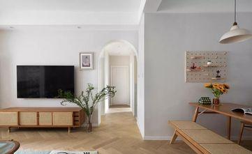 5-10万130平米三室两厅北欧风格走廊设计图