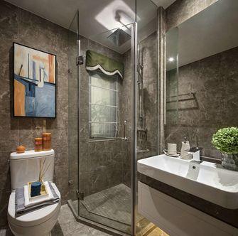 富裕型100平米三室一厅混搭风格卫生间装修效果图