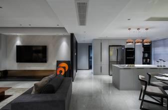 富裕型130平米欧式风格客厅效果图
