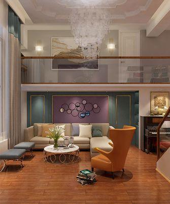 5-10万140平米三室两厅美式风格客厅效果图