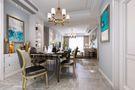 经济型120平米三室三厅欧式风格客厅图