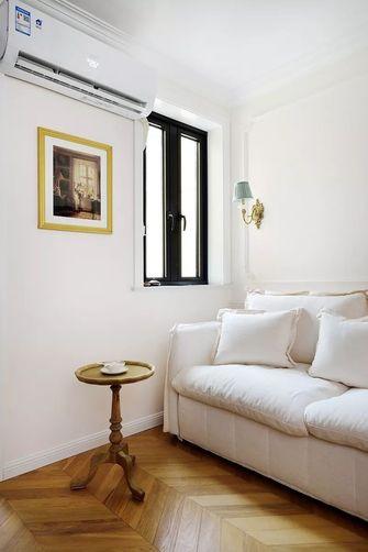 3-5万30平米小户型法式风格客厅图片