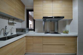 富裕型90平米三室两厅中式风格厨房图片大全