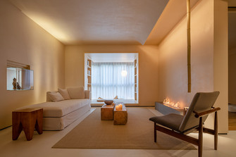 10-15万130平米三室两厅日式风格客厅效果图