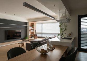 20万以上140平米三室一厅日式风格餐厅装修效果图