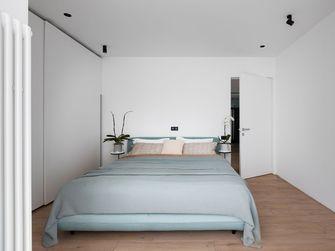 120平米三室三厅现代简约风格卧室图片大全