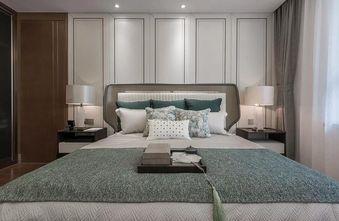 20万以上90平米中式风格卧室装修案例