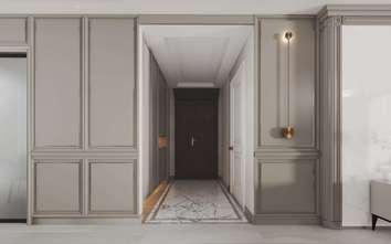 20万以上140平米四现代简约风格玄关图片
