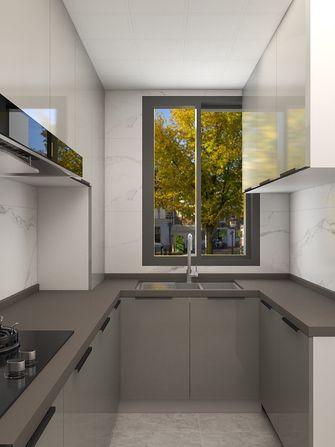 5-10万90平米混搭风格厨房图片大全