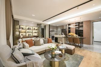 10-15万70平米公寓轻奢风格客厅设计图