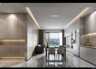 经济型30平米小户型现代简约风格厨房效果图