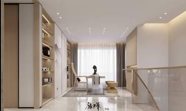 豪华型140平米复式中式风格书房装修效果图