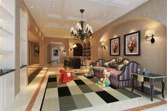 140平米别墅轻奢风格客厅效果图