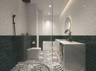 15-20万90平米一室两厅北欧风格卫生间设计图