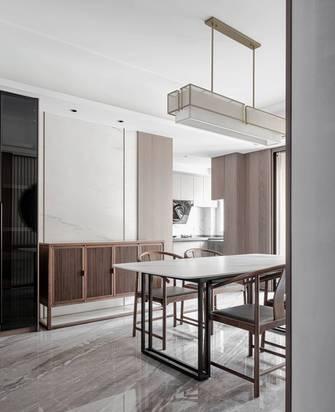 15-20万140平米三室两厅中式风格餐厅装修效果图