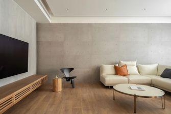 140平米三室一厅日式风格客厅装修案例