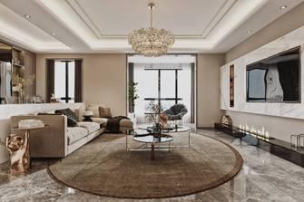豪华型140平米四室两厅港式风格客厅装修图片大全
