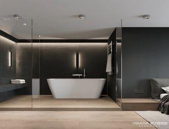 140平米三室两厅现代简约风格卧室装修案例
