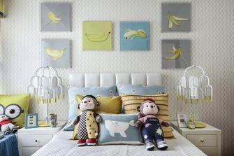 5-10万80平米法式风格卧室图