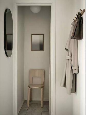 50平米公寓北欧风格玄关图片大全