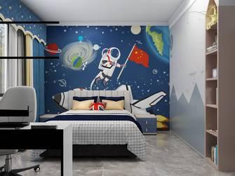140平米三室三厅中式风格青少年房装修效果图