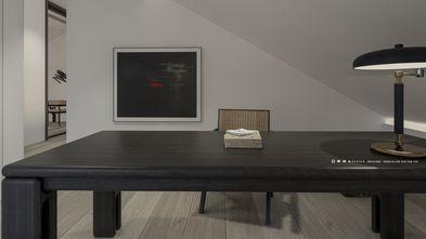 豪华型140平米复式混搭风格书房装修案例