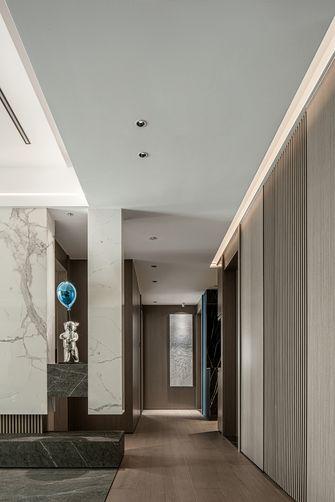富裕型140平米四室两厅现代简约风格走廊装修图片大全
