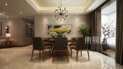 豪华型140平米四现代简约风格餐厅图片