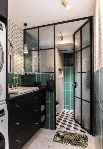 富裕型120平米三室两厅欧式风格卫生间欣赏图