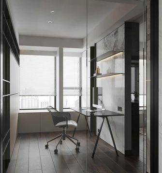 15-20万120平米三室两厅港式风格书房装修案例