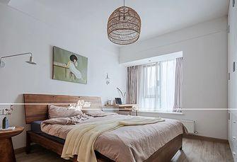 10-15万130平米三室两厅北欧风格卧室效果图