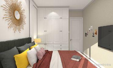 富裕型120平米三欧式风格卧室装修案例