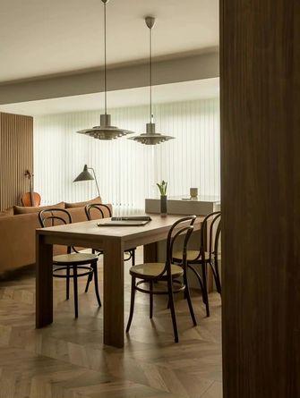 20万以上140平米四室一厅法式风格餐厅装修案例