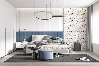 豪华型130平米四室两厅北欧风格卧室欣赏图